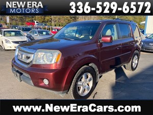 2009 HONDA PILOT EXL 1 OWNER for sale by dealer