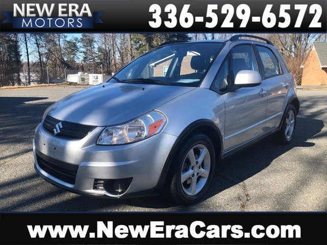 SUZUKI SX4 NO ACCIDENTS in Winston Salem