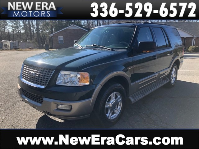 FORD EXPEDITION EDDIE BAUER NO ACCIDENTS in Winston Salem