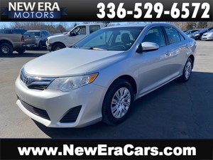 Picture of a 2014 TOYOTA CAMRY L NO ACCIDENTS