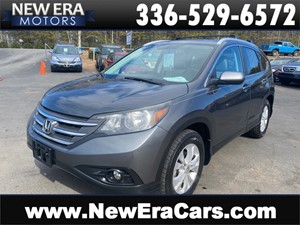 2012 HONDA CR-V EXL 2 NC OWNERS for sale by dealer