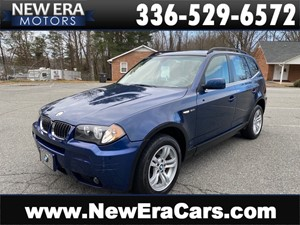Picture of a 2006 BMW X3 3.0I COMING SOON
