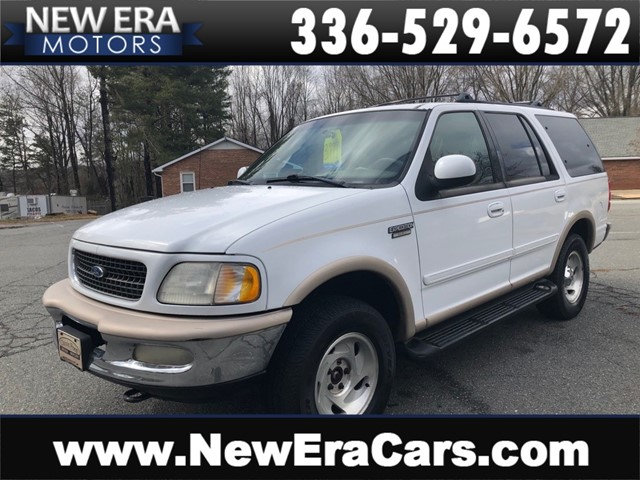 FORD EXPEDITION ED BAUER 1 OWNER in Winston Salem