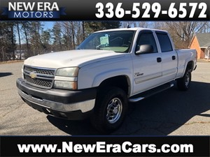 2006 CHEVROLET SILVERADO 2500 HEAVY DUTY 2 NC OWNERS for sale by dealer