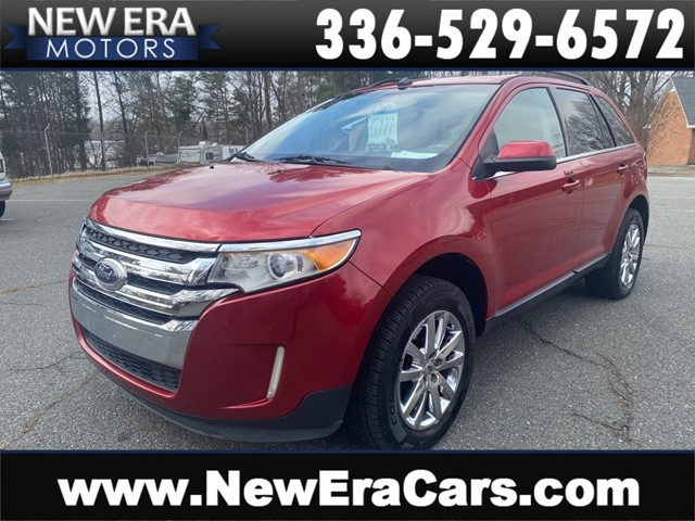 FORD EDGE LIMITED GOOD SERVICE RECORDS in Winston Salem