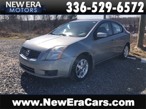 Picture of a 2007 NISSAN SENTRA 2.0 1 OWNER  NC OWNED