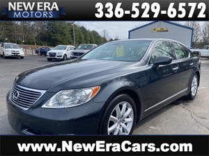 2007 LEXUS LS 460 SO OWNED NO ACCIDENTS 2 OWNERS for sale by dealer