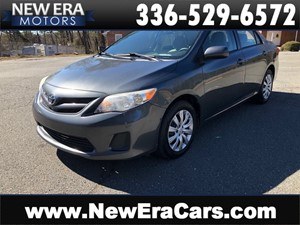 2012 TOYOTA COROLLA BASE 2 OWNERS SOUTHERN OWNED for sale by dealer