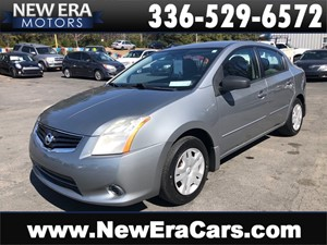 2011 NISSAN SENTRA 2.0 2 OWNERS for sale by dealer