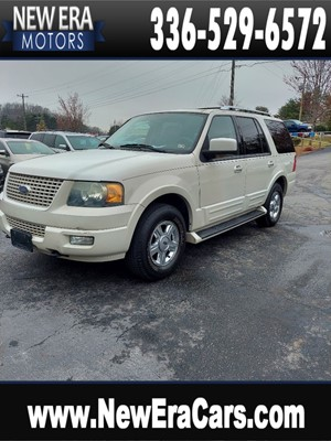 Picture of a 2005 FORD EXPEDITION LIMITED NO ACCIDENTS