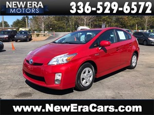Picture of a 2010 TOYOTA PRIUS II NO ACCIDENTS 21 SERVICE RECORD