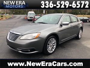 Picture of a 2011 CHRYSLER 200 LIMITED 24 SERVICE RECORDS!!!