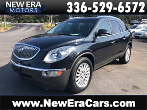 Picture of a 2011 BUICK ENCLAVE CXL NC OWNED NO ACCIDENTS