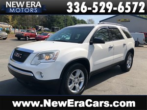 Picture of a 2011 GMC ACADIA SLE NO ACCIDENTS SO. OWNED