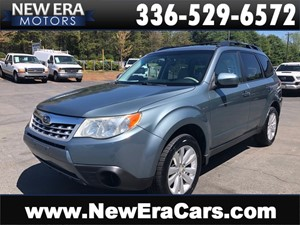 2011 SUBARU FORESTER 2.5X PREMIUM NO ACCIDENTS for sale by dealer