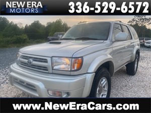 2000 TOYOTA 4RUNNER SR5 NO ACCIDENTS VA OWNED for sale by dealer