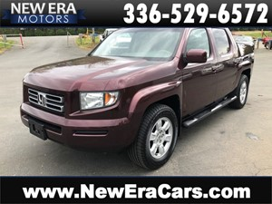 Picture of a 2007 HONDA RIDGELINE RTL 1 OWNER