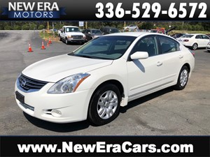 Picture of a 2012 NISSAN ALTIMA NO ACCIDENTS