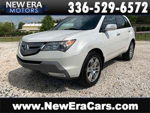 Picture of a 2007 ACURA MDX TECH PKG COMING SOON