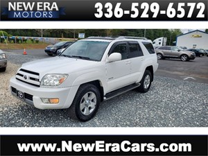 2004 TOYOTA 4RUNNER LIMITED NO ACCIDENTS 34 SVC RECORDS for sale by dealer