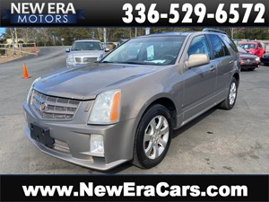 Picture of a 2007 CADILLAC SRX 2 OWNERS