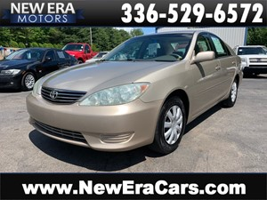 Picture of a 2006 TOYOTA CAMRY LE NO ACCIDENTS NC OWNED
