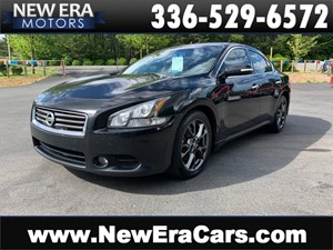 2012 NISSAN MAXIMA 3.5S LTD 1 OWNER, NO ACCIDENTS for sale by dealer