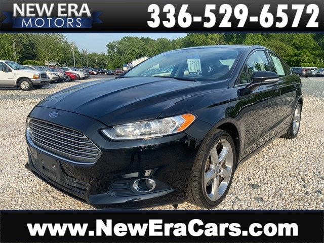 FORD FUSION SE 2 OWNERS in Winston Salem