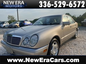 Picture of a 1999 MERCEDES-BENZ E-CLASS E430 2 OWNER, NO ACCIDENTS, 4.3L V8