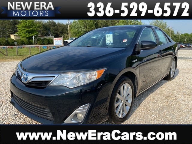 TOYOTA CAMRY HYBRID 1 NC OWNER 30 SVC RECORDS in Winston Salem