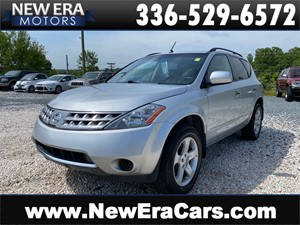 2007 NISSAN MURANO SL 60 SERVICE RECORDS!!!!! for sale by dealer