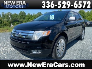2008 FORD EDGE LIMITED 2 OWNERS for sale by dealer