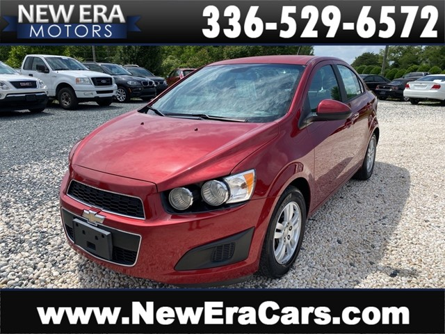 CHEVROLET SONIC LS 2 OWNERS in Winston Salem