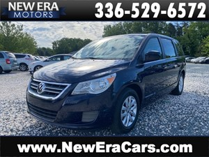 2012 VOLKSWAGEN ROUTAN SE NO ACCIDENTS 1 NC OWNER for sale by dealer