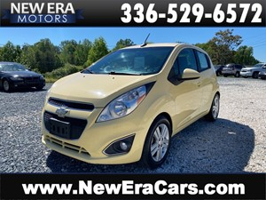2014 CHEVROLET SPARK 1LT 2 NC OWNERS 36 SERVICE RECORDS for sale by dealer