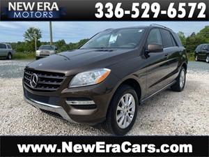 2015 MERCEDES-BENZ ML 250 BLUETEC NO ACCIDENTS CAROLINA OWNED for sale by dealer