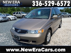 Picture of a 2003 HONDA ODYSSEY E-XL COMING SOON