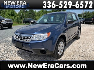 2013 SUBARU FORESTER 2.5X COMING SOON for sale by dealer