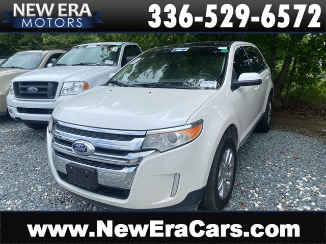 FORD EDGE SEL NO ACCIDENTS 2 OWNERS in Winston Salem
