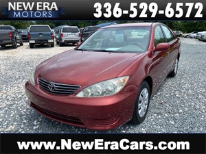 2005 TOYOTA CAMRY LE NO ACCIDENTS for sale by dealer