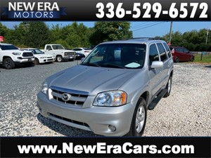 2005 MAZDA TRIBUTE S NO ACCIDENT 1 NC OWNER for sale by dealer