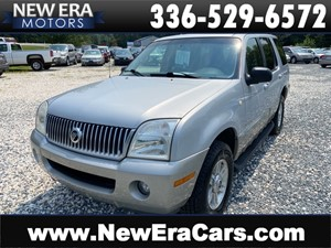 Picture of a 2002 MERCURY MOUNTAINEER NO ACCIDENTS