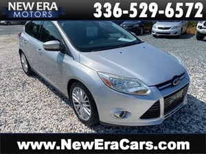 Picture of a 2012 FORD FOCUS SEL NO ACCIDENTS