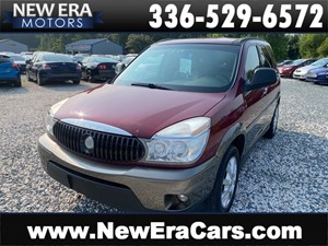 Picture of a 2005 BUICK RENDEZVOUS CX 41 SERVICE RECORDS