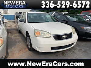 2008 CHEVROLET MALIBU LS NO ACCIDENT for sale by dealer