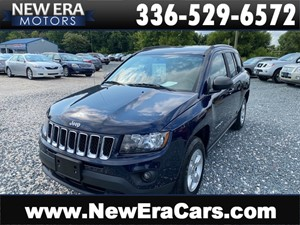 2017 JEEP COMPASS SPORT 1 OWNER NC OWNED for sale by dealer
