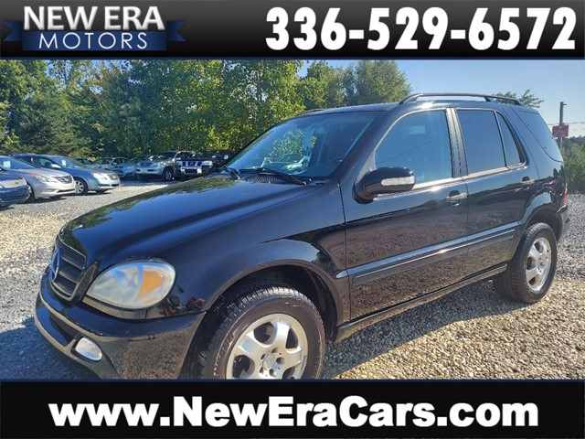 MERCEDES-BENZ ML 320 SOUTHERN OWNED in Winston Salem