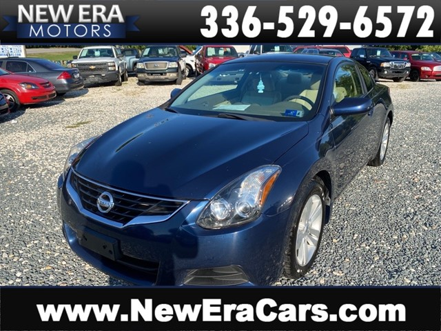 NISSAN ALTIMA S NO ACCIDENTS in Winston Salem