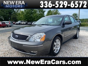 Picture of a 2006 FORD FIVE HUNDRED SEL NO ACCIDENTS 1 NC OWNER