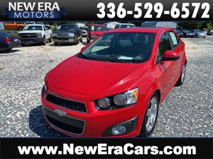Picture of a 2012 CHEVROLET SONIC LTZ NO ACCIDENTS 2 NC OWNERS